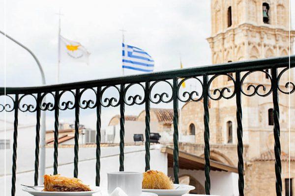 Larnaca city centre hotel